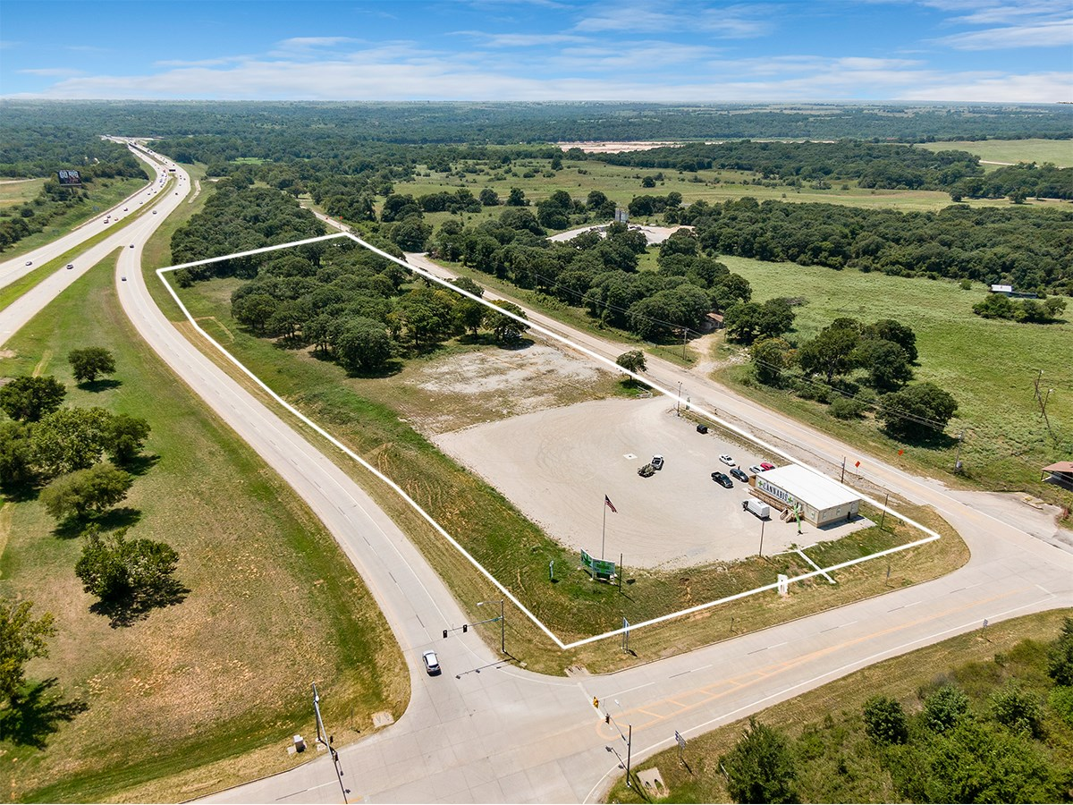 Southern Oklahoma Commercial Development Land for Sale