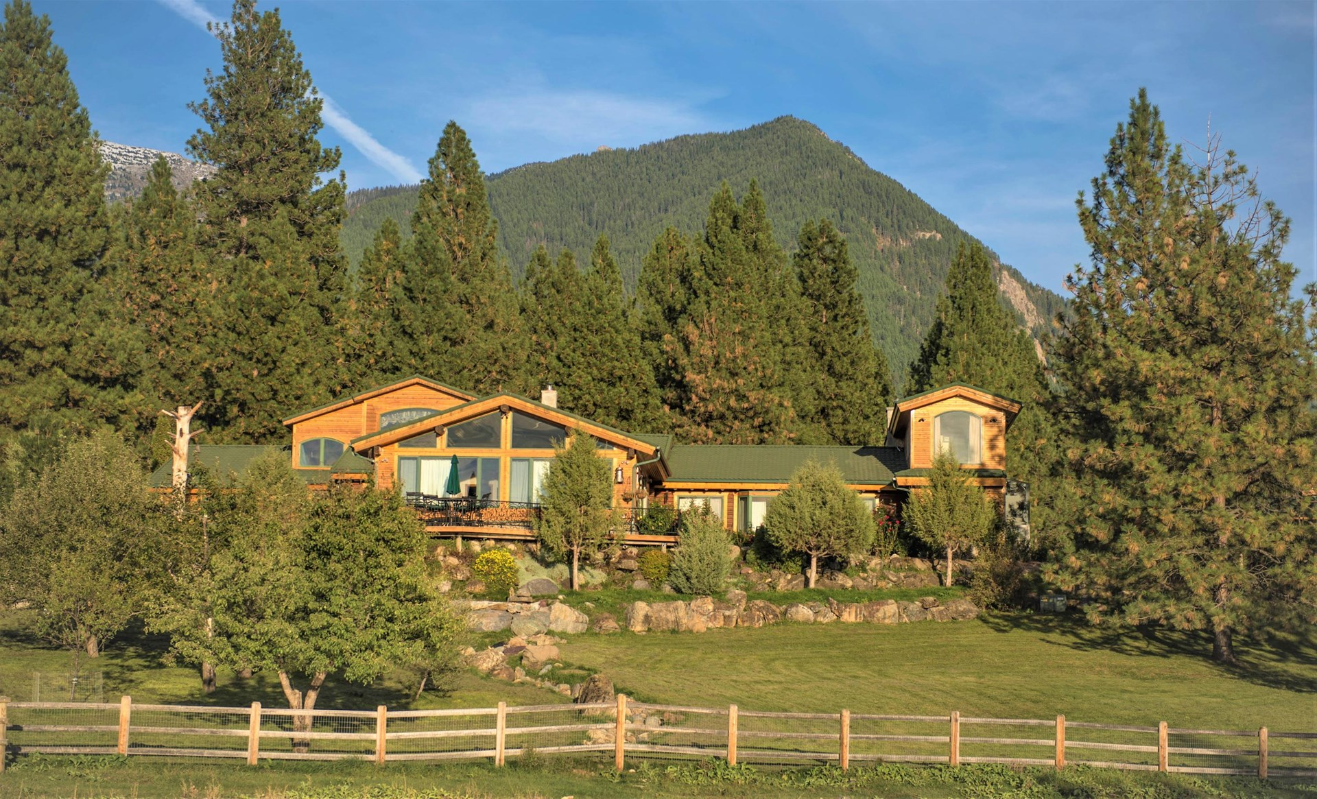 MISSION MOUNTAIN RETREAT NORTHWEST MONTANA FOR SALE