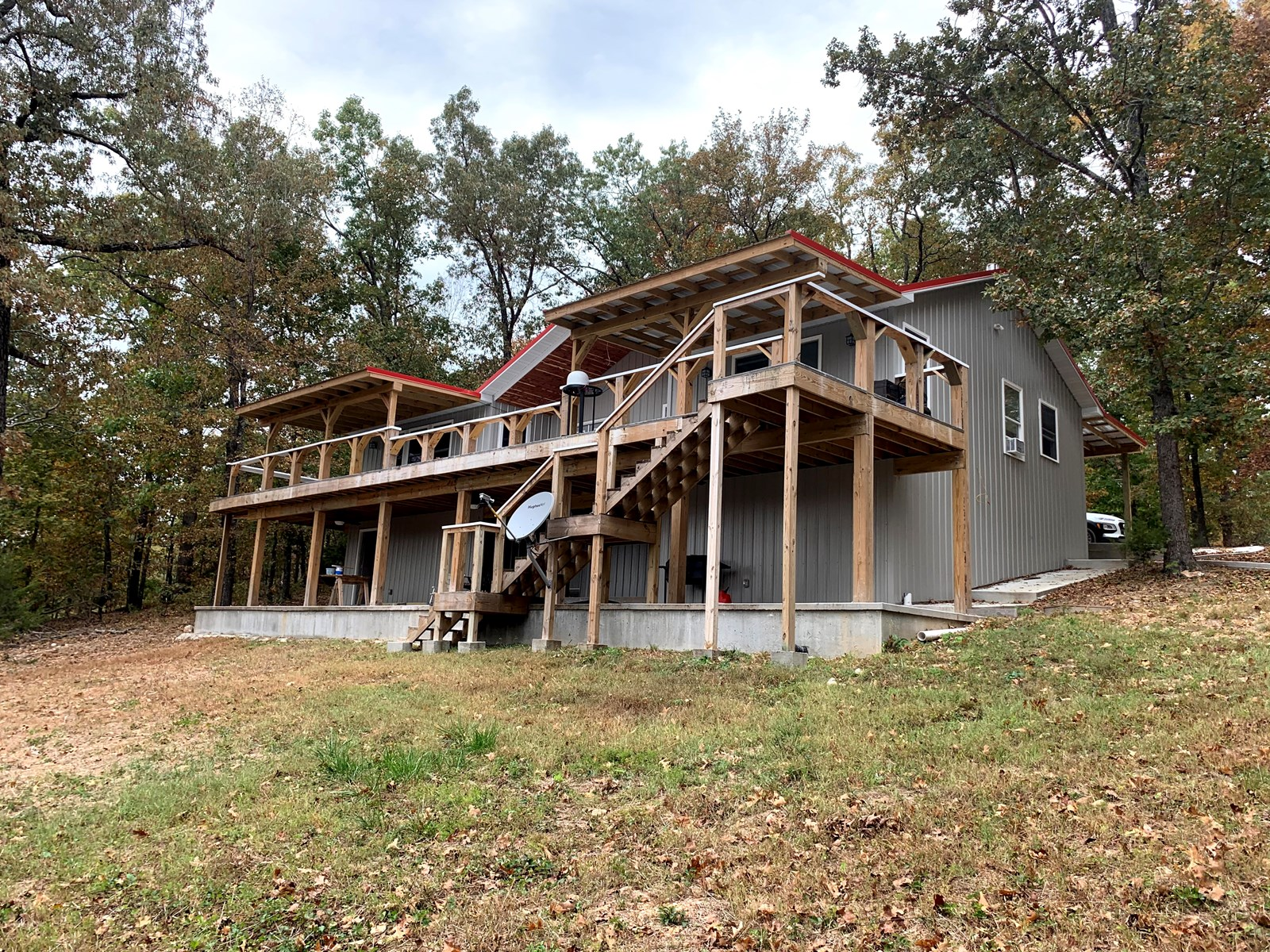 BRAND NEW LAKEFRONT HOME/ACREAGE