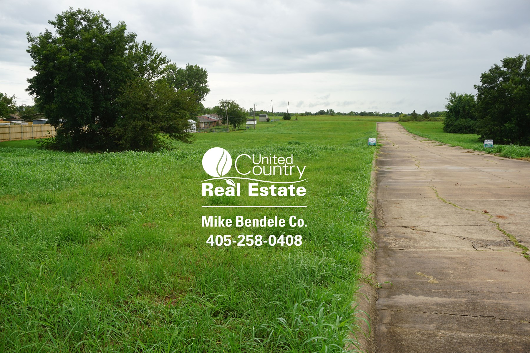 Acreage for Home Sites, Stroud, OK