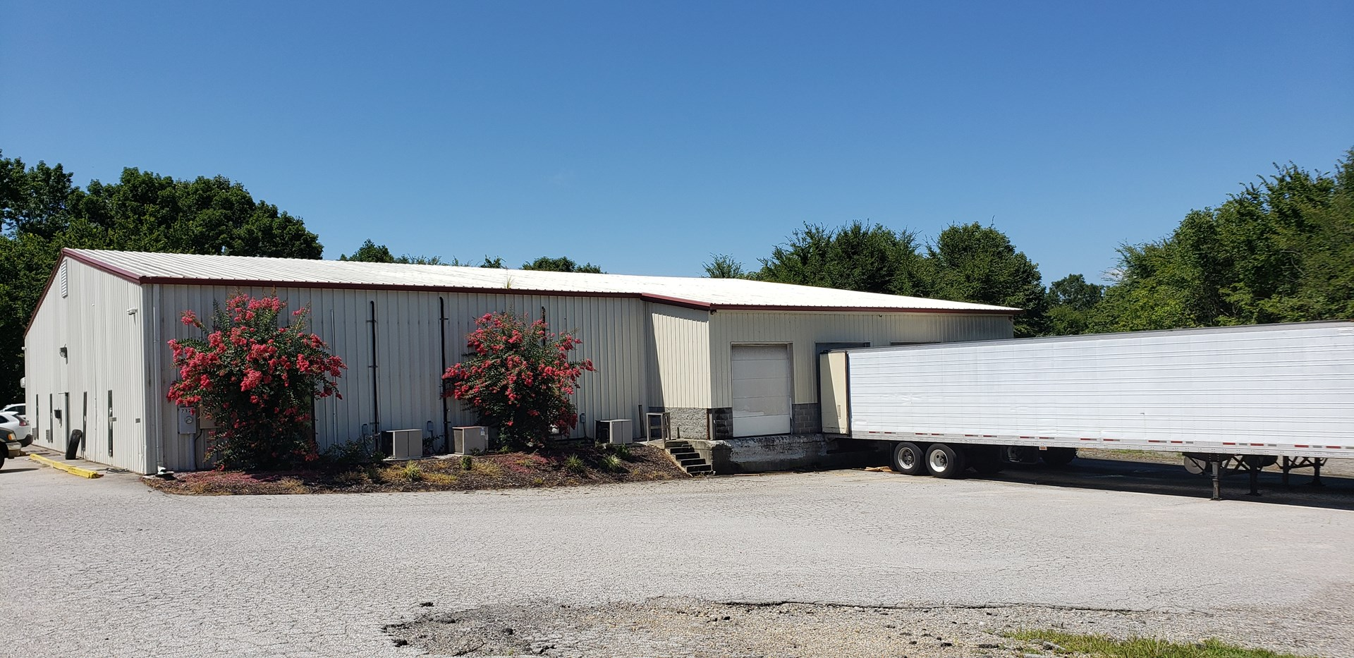 Refrigerated Warehouse On Large Acreage in Danville, VA