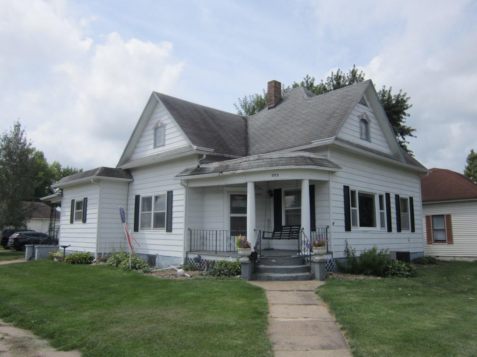 Albia, IA Home For Sale