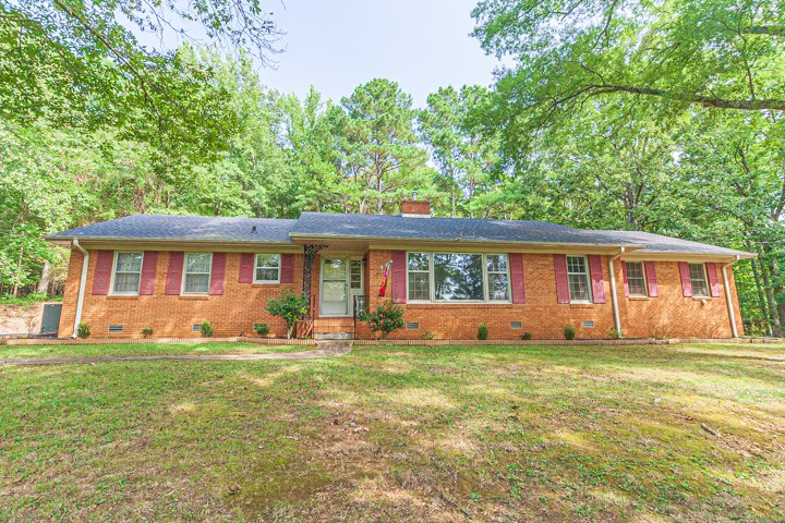 Rare Find In Town; Home on over 4 Acres; Selmer, TN