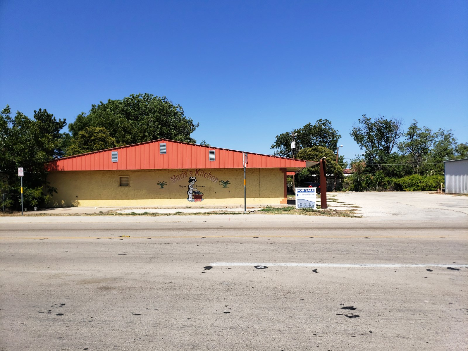 Commercial Property in Sonora, TX Close to I-10