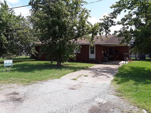 Brick Home As Is Rector, Arkansas