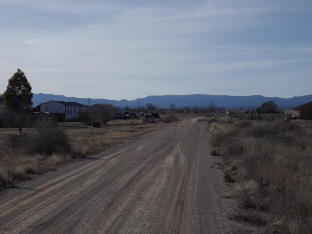 Estancia NM Residential Lot For Sale