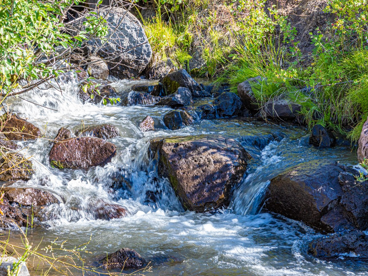 Mountain Land With Creek For Sale in Western Colorado