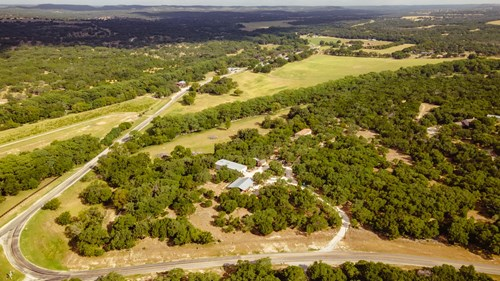 Sisterdale Texas Commercial Land For Sale - Kendall County