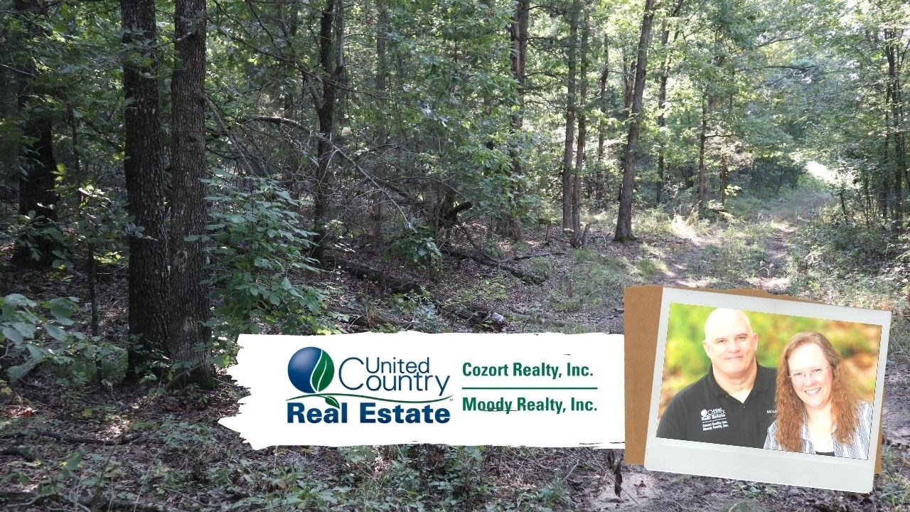 WOODED HUNTING ACREAGE FOR SALE IN THE OZARKS