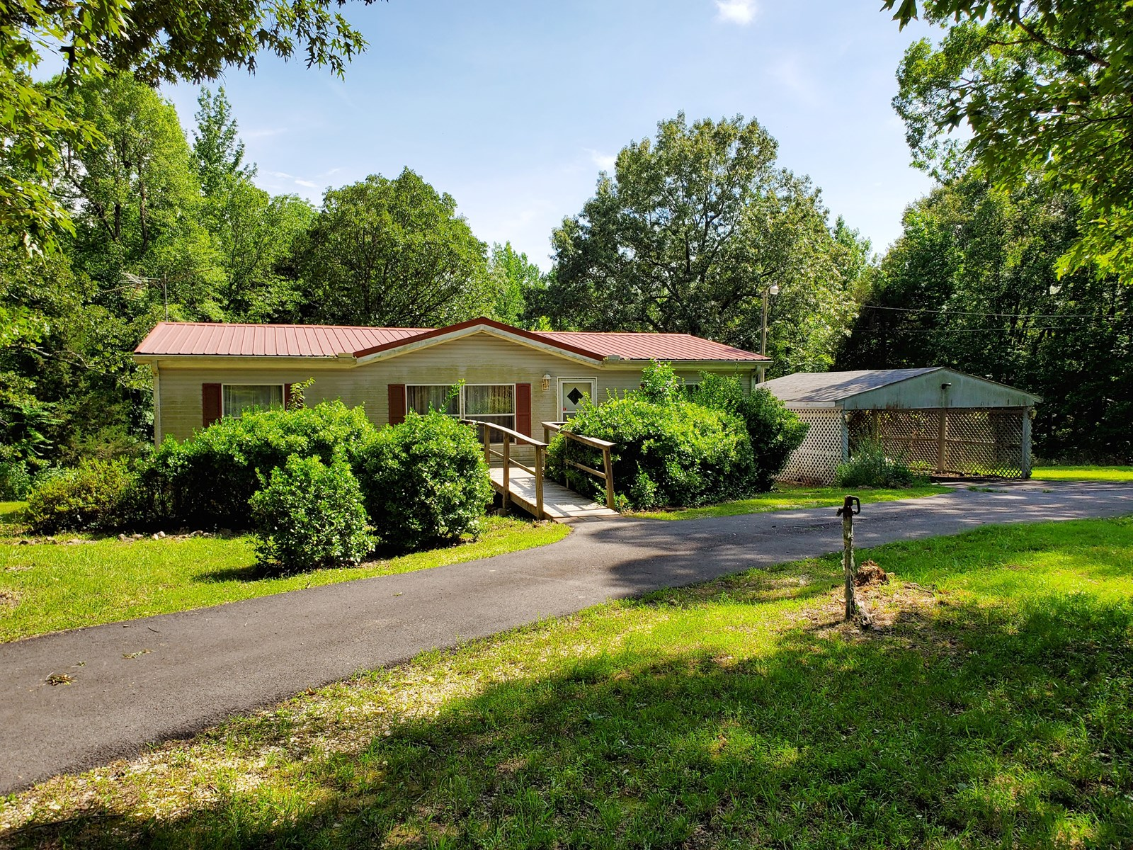 Country Home For Sale In Arkansas