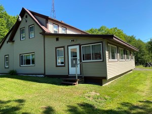 COUNTRY HOME/LODGE FOR SALE IN MORO PLT, ME