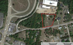 COMMERCIAL LOT FOR SALE IN COLUMBIA SC