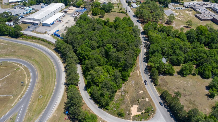 Commercial Lot For Auction in Columbia SC