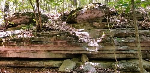 Private wooded ridge @ Beaver Lake & Eureka Springs for sale