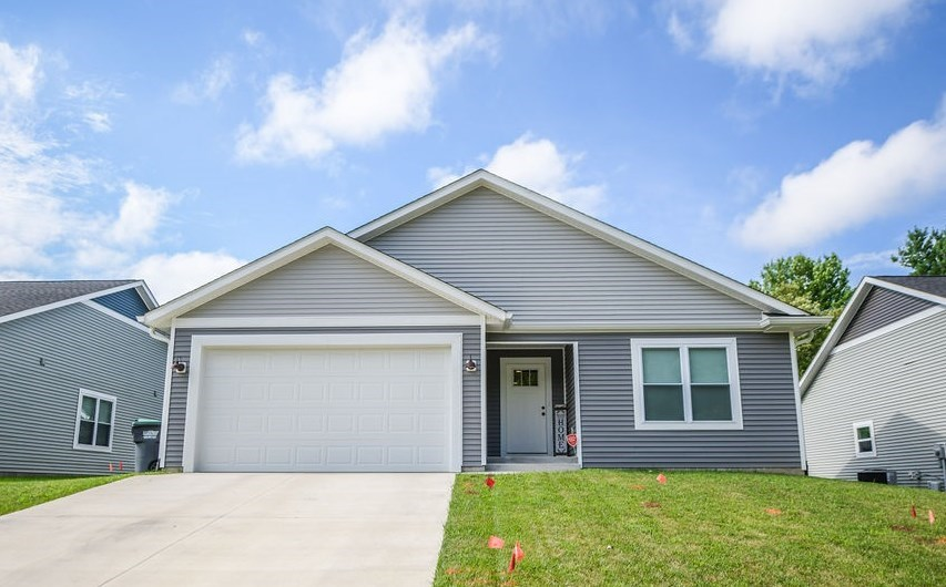 Country Home for Sale | Built in 2019 | Ellettsville, IN