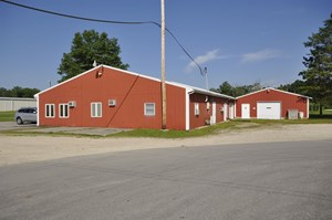 COMMERCIAL BUILDING FOR SALE GENEVA, INDIANA