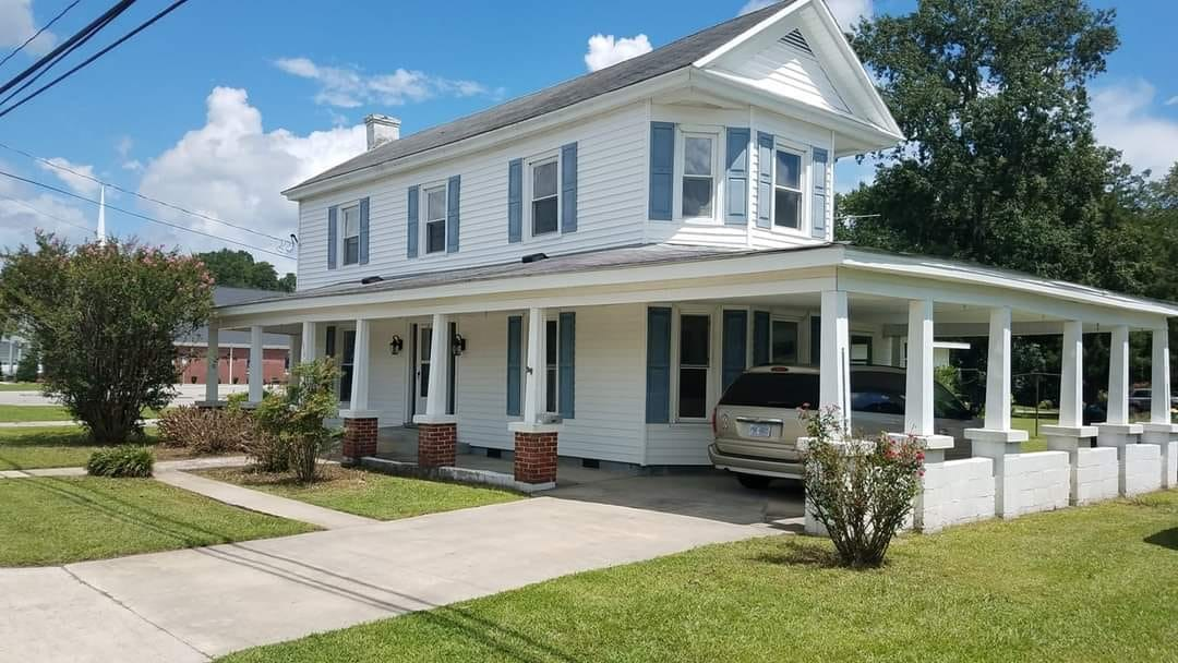 Home in town for sale in Martin County, NC