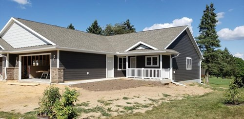 New Build Golf Course Country Townhouse for sale in WI