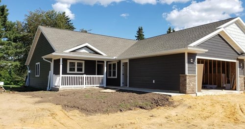 New Build Golf Course Townhouse for sale in WI