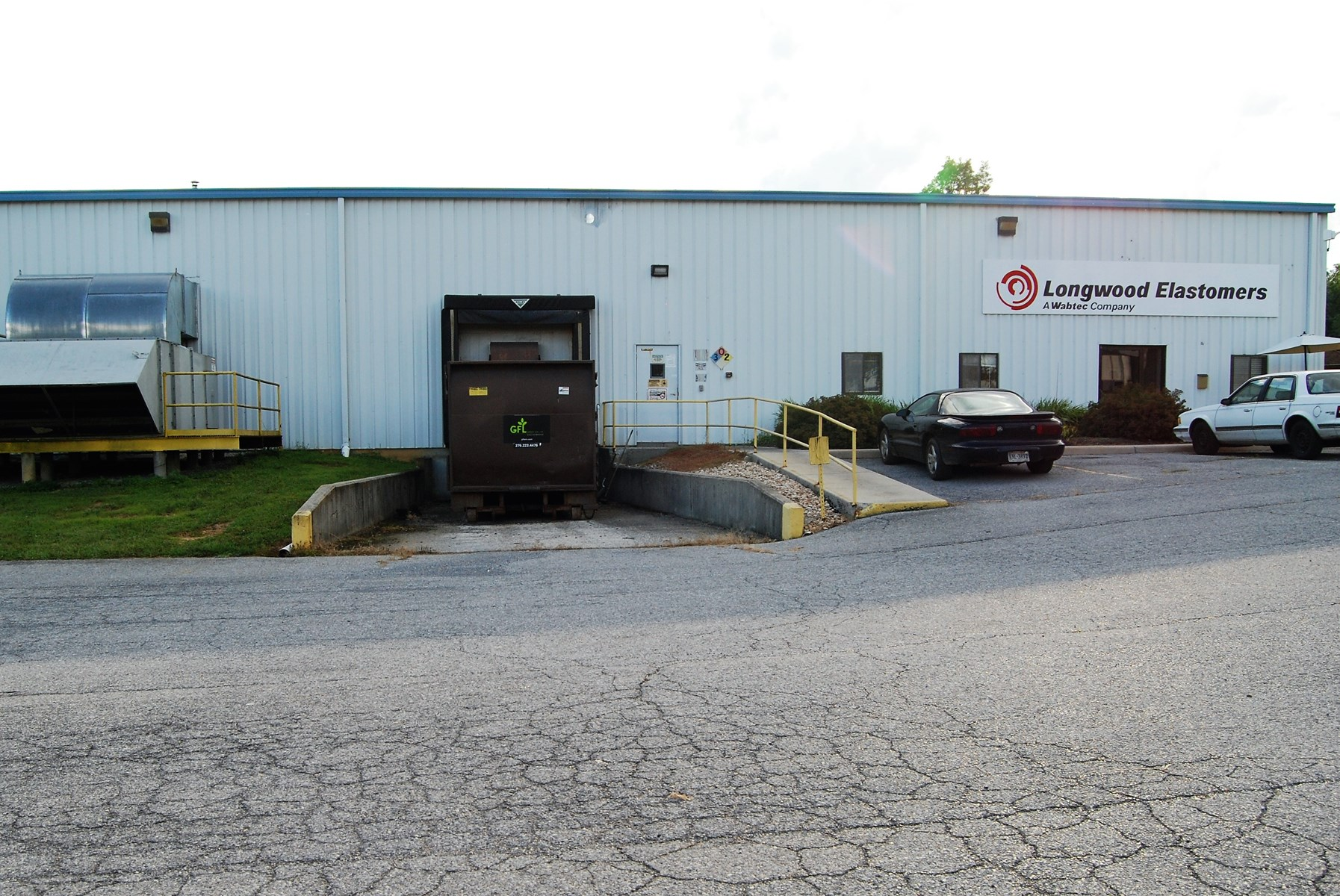 Commercial/Manufacturing Building For Sale In Wytheville, VA