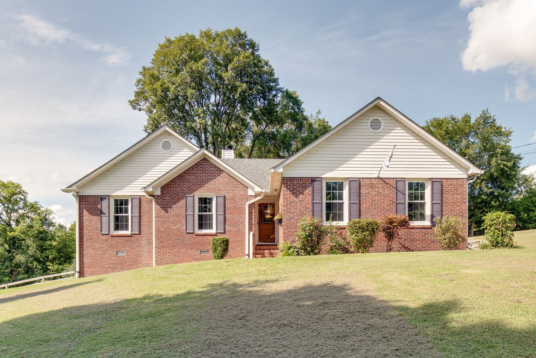 Country Home with Acreage in Columbia, Tennessee