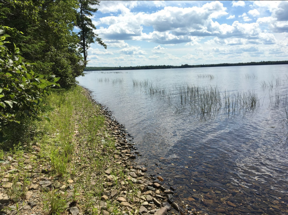Owner Financed Maine Lake Land For Sale