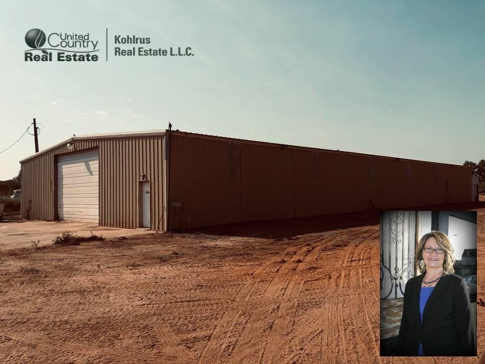 9,300 Sqft ± Building on 2.55 Acres ± Near Alva, OK