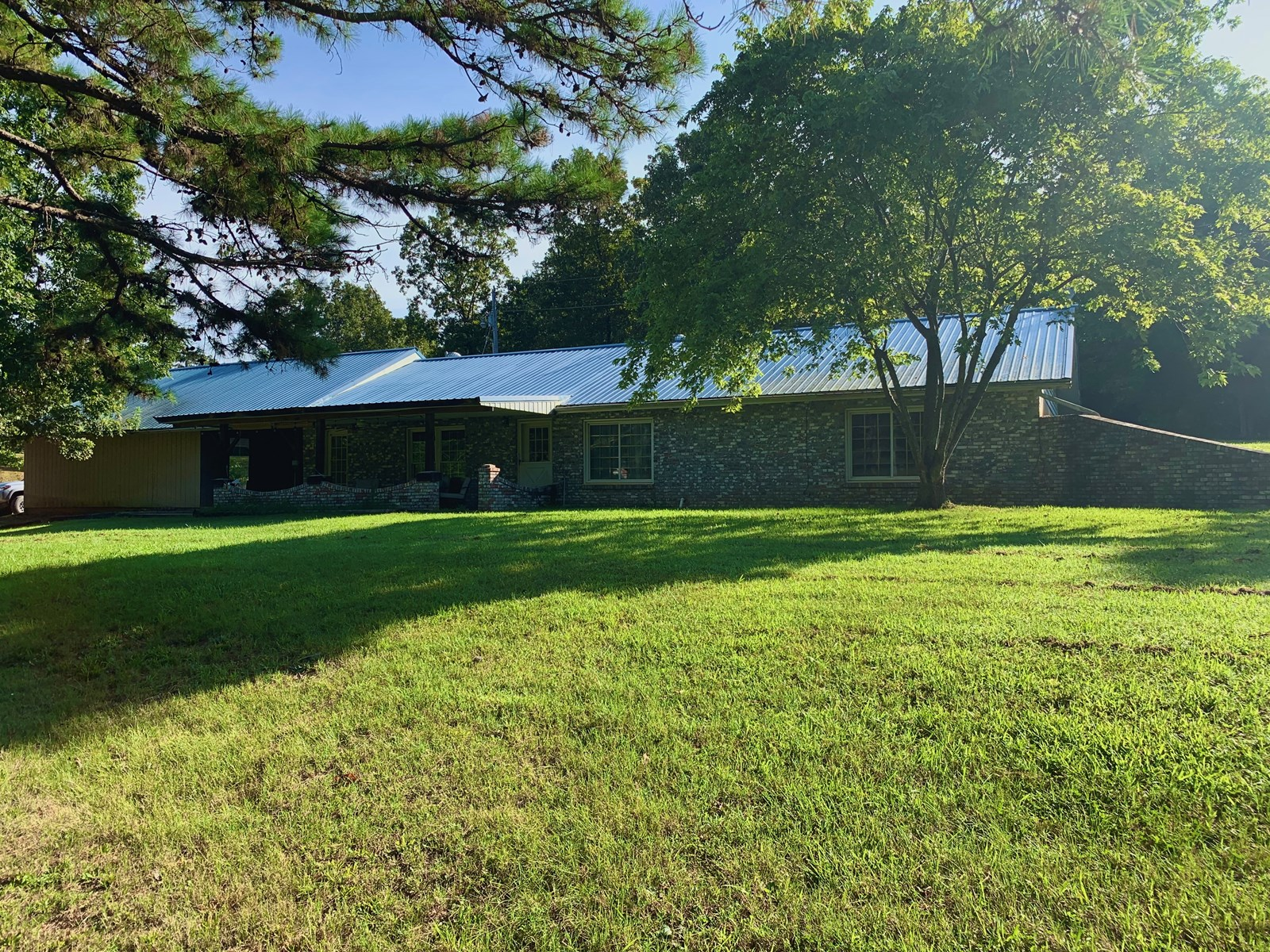 4 Bedroom 2 Bath Earth Bound Home on 2 Acres
