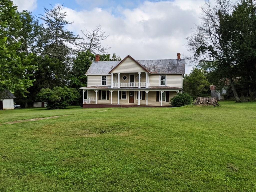 Historical home in Pulaski County, VA