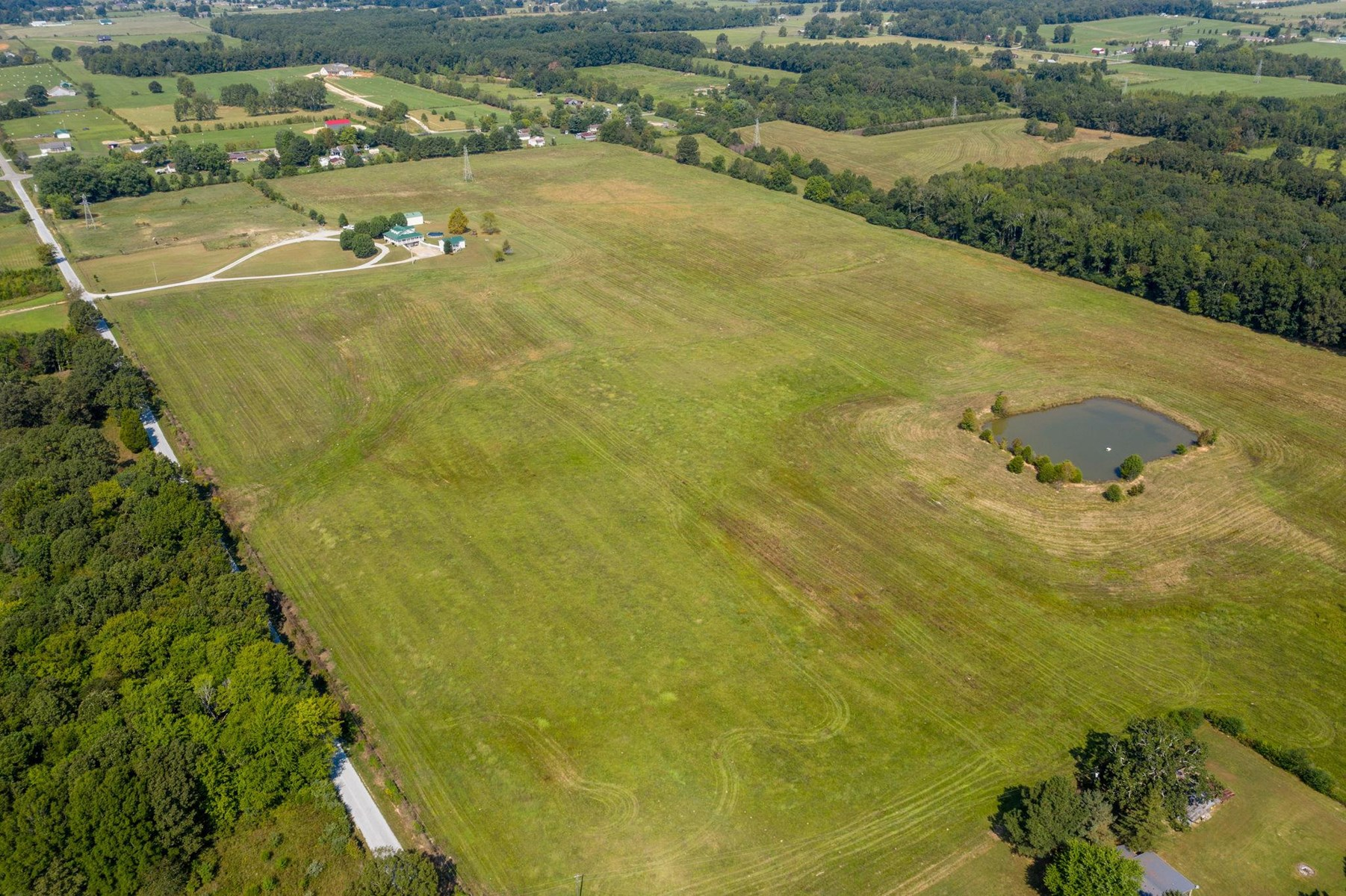 Farm Land for Sale with Acreage, in Hohenwald, Tennessee