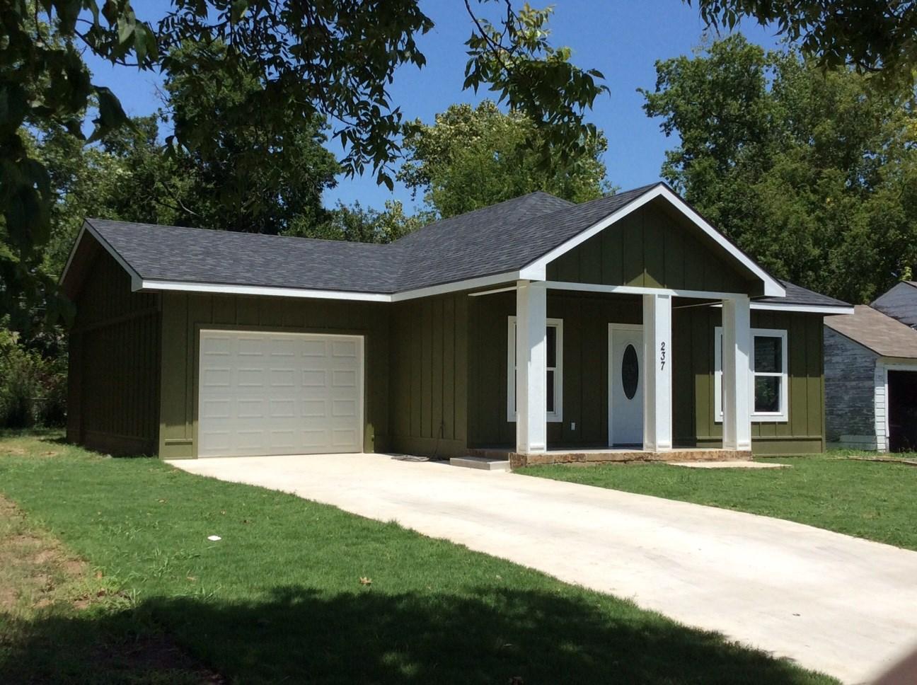 Northeast Texas Cottage