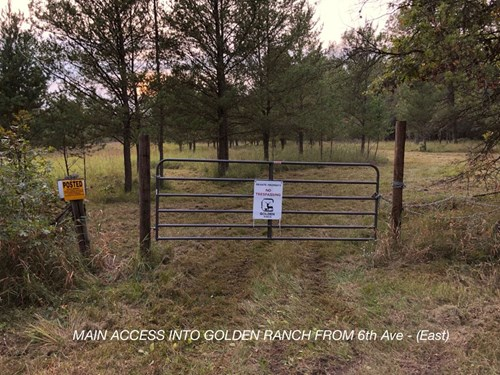 Extraordinary Colossal Land Tract For Sale in Adams County,