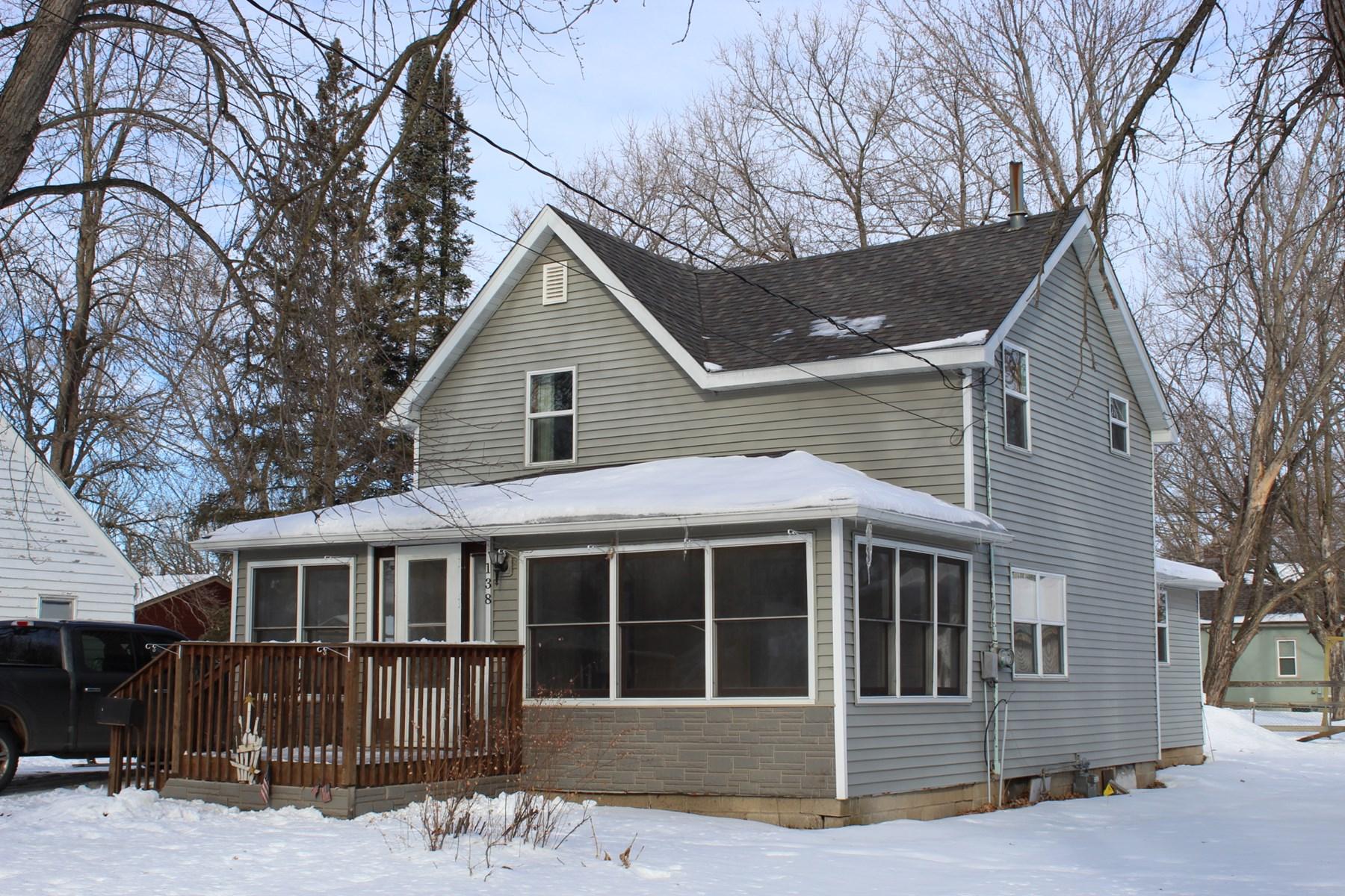 Milaca 3BR/2BA Home for Sale