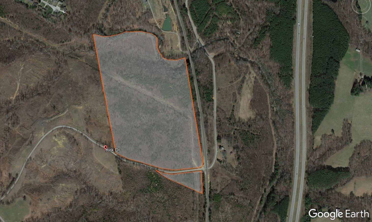 50+/- Acres In Quiet Area Of Pittsylvania Co./ Danville, VA