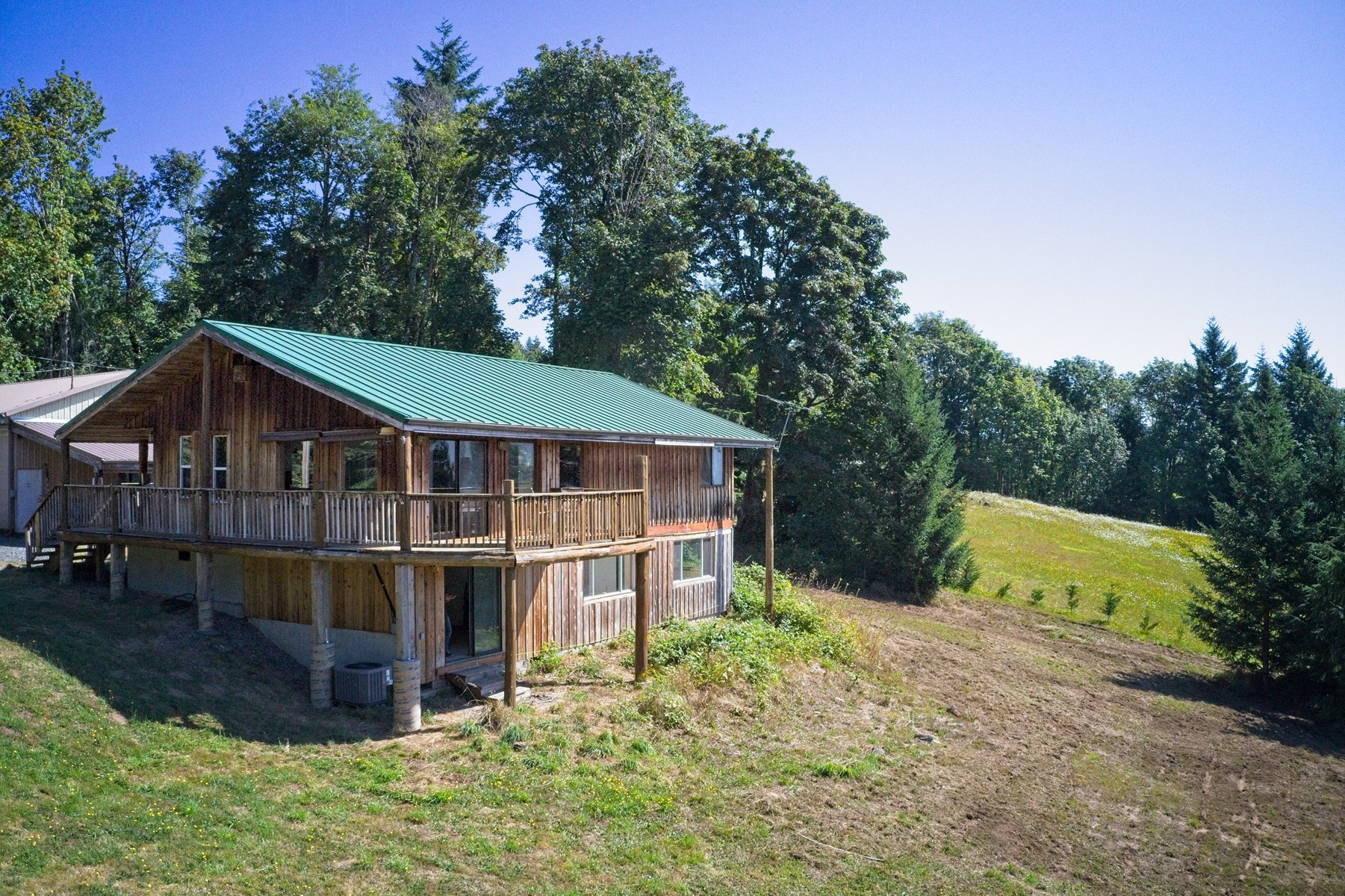Country Home on acreage for sale in Amboy Washington