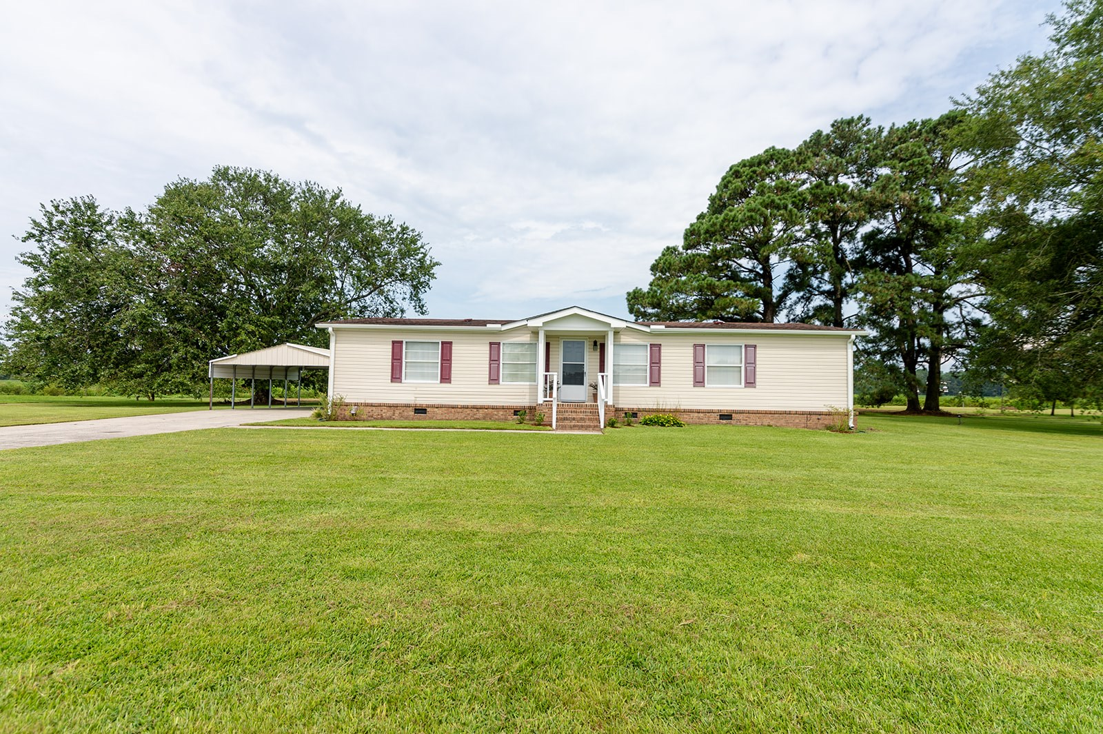 Chowan County Home with Acreage