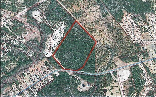 30+ Acres Located on HWY 210 For Sale