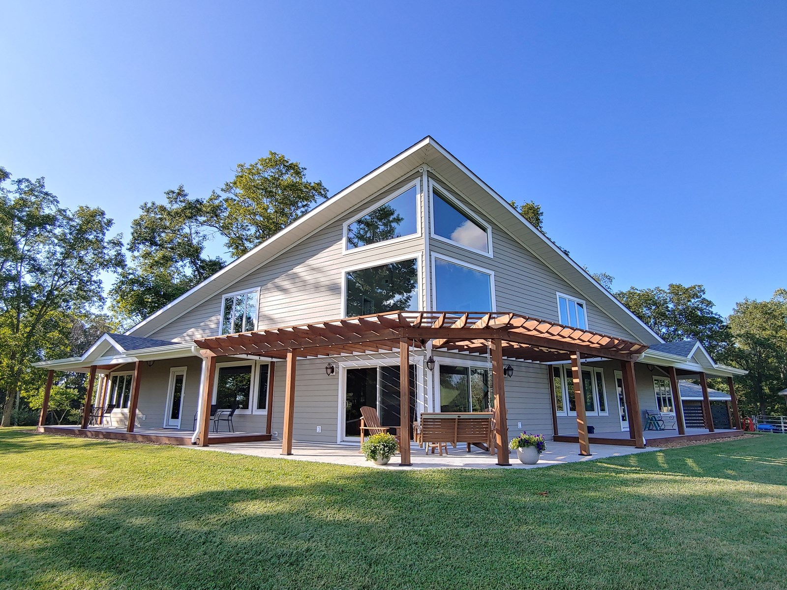 Custom Country Home for Sale in Pilot VA!