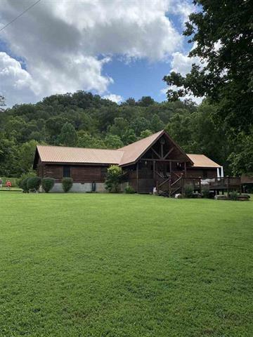 4 BR, 2 1/2 BA Cabin For Sale in Sneedville, TN