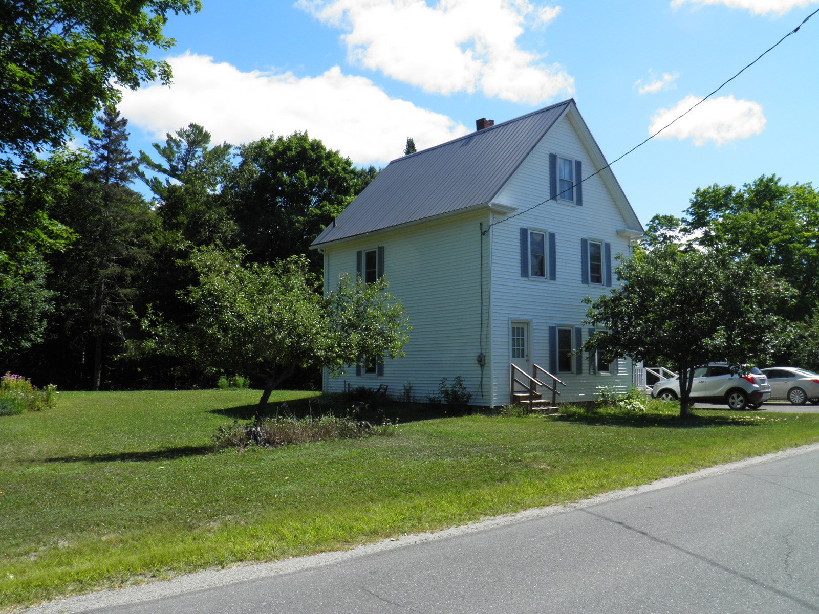 Country Home for Sale in Sherman, ME