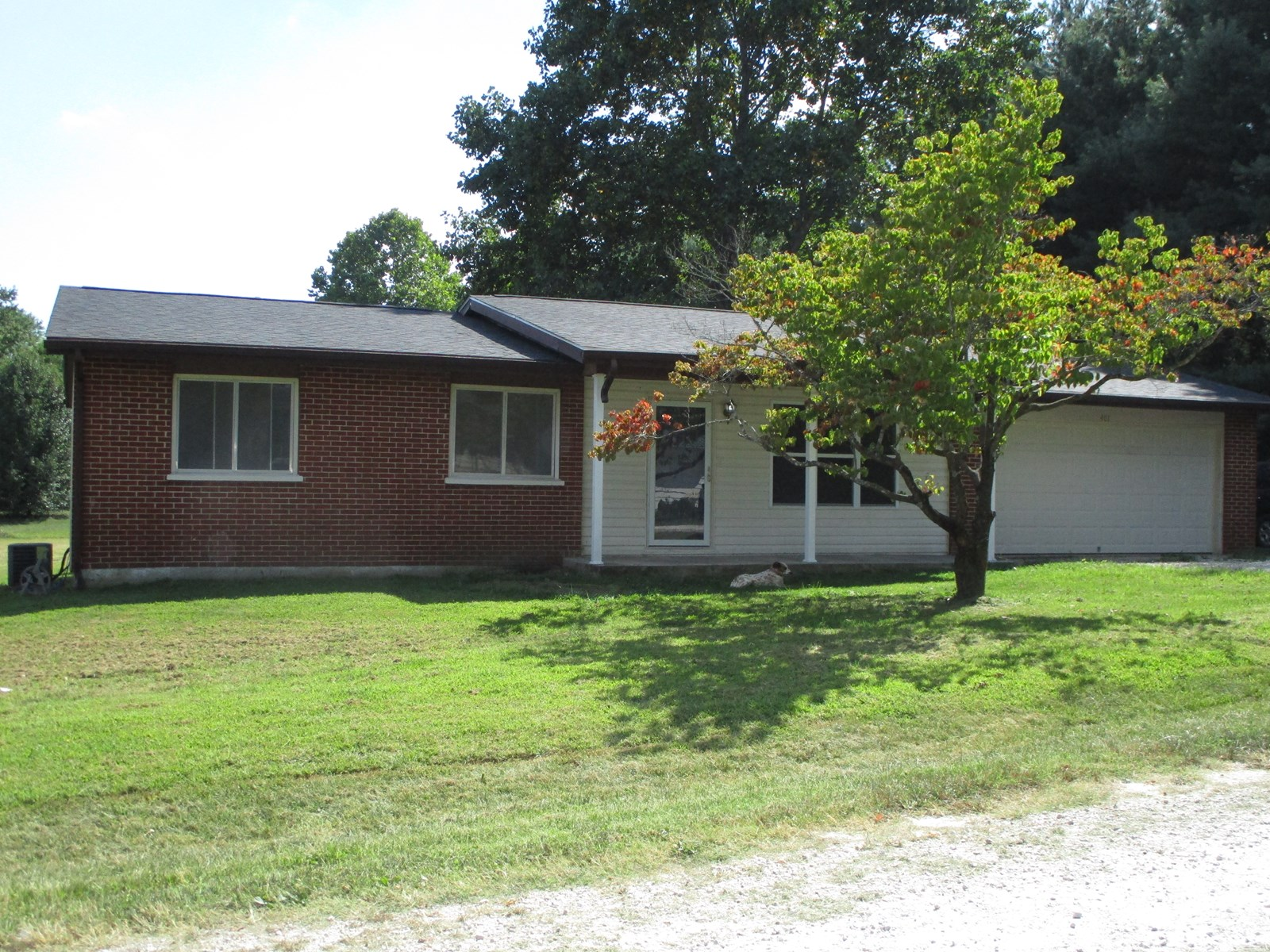 Updated 3 bedroom home in the country!