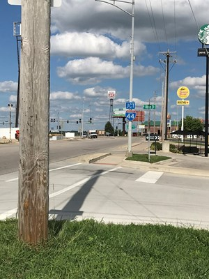 HIGH TRAFFIC COUNT AREA ON  N. BISHOP AVE ROLLA, MO FOR SALE