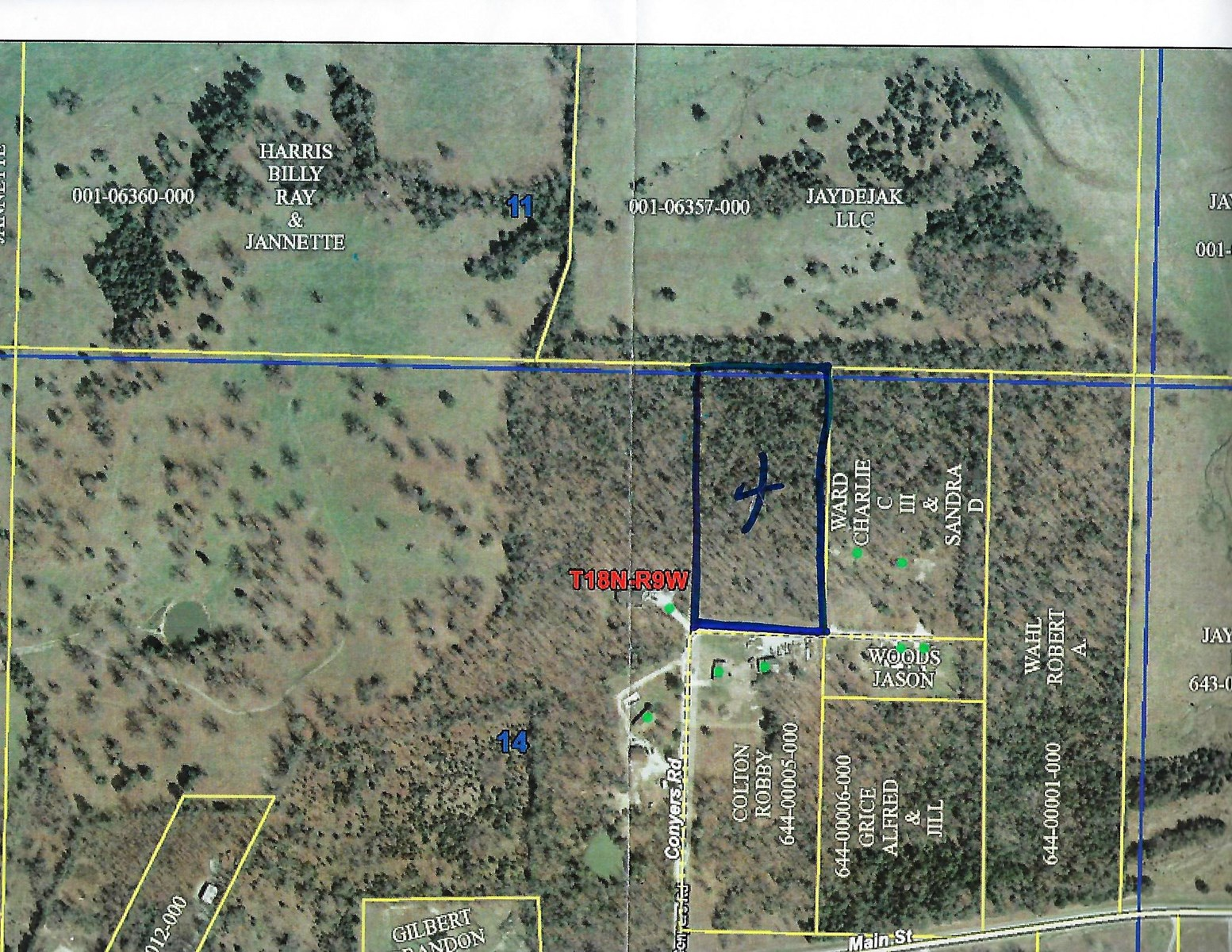 Small acreage ffor sale Izard County Arkansas