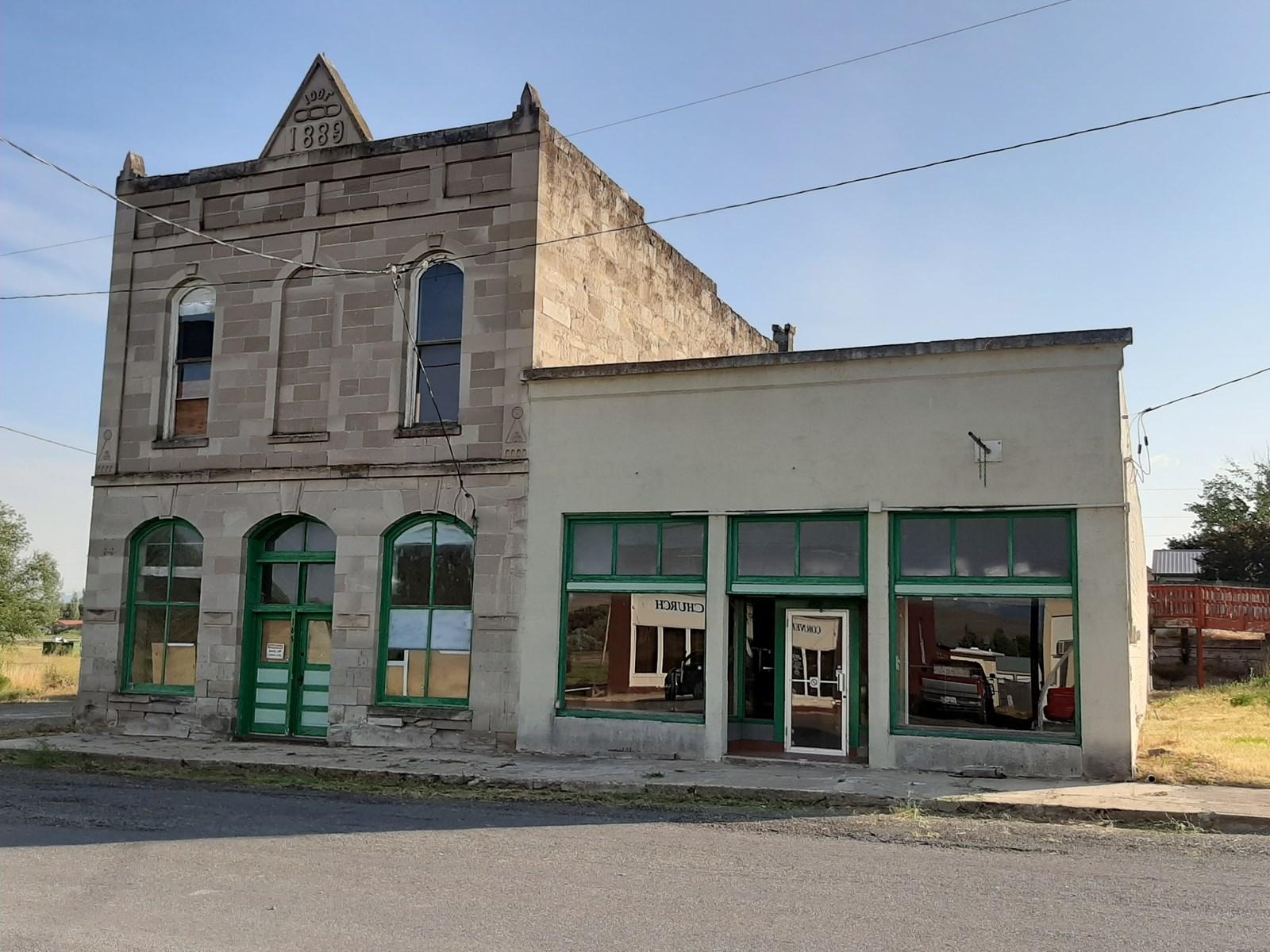 1899 North Powder Oregon Commercial Building