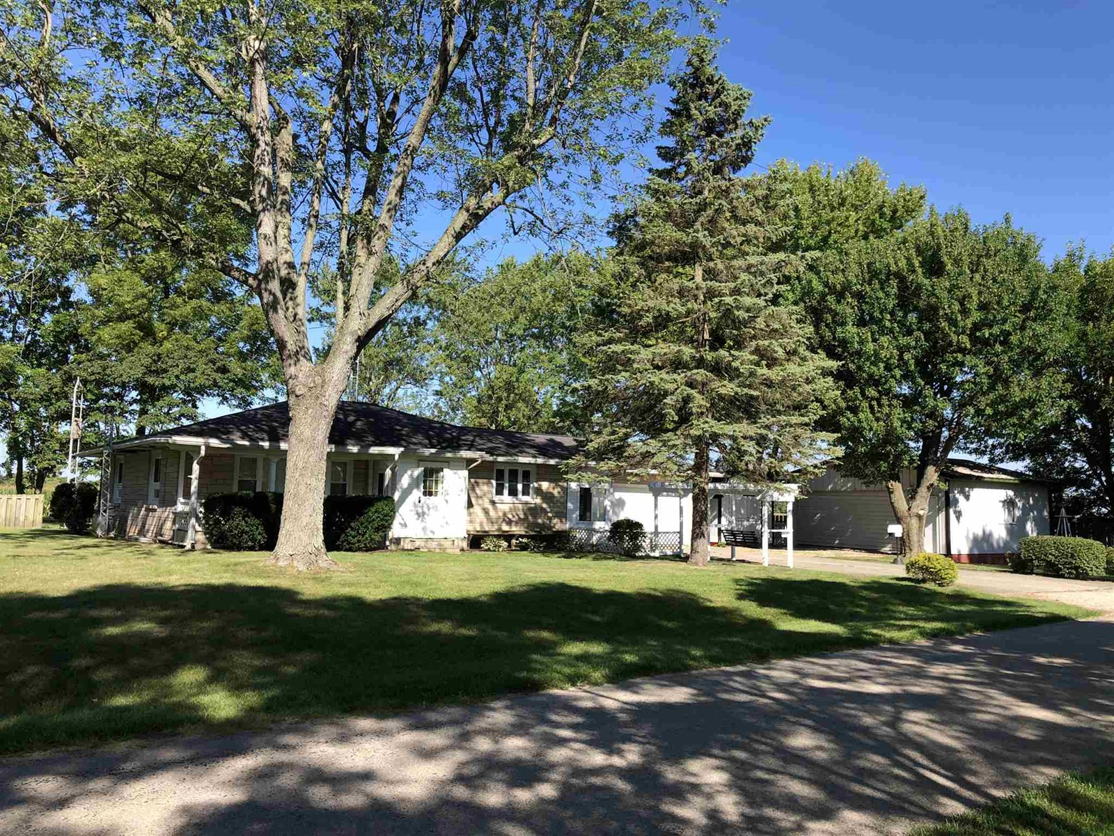 Country Home for Sale Selma Indiana