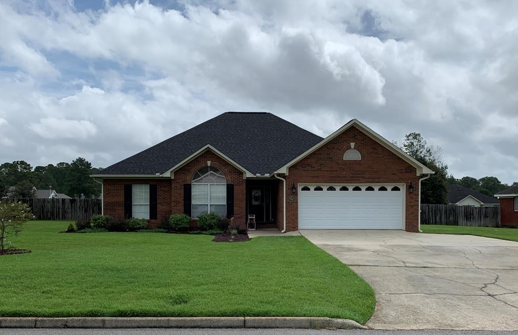 Brick Home For Sale Dothan, Alabama