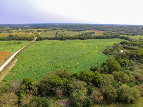 Hunting and Cropland For Sale in Jefferson County Kansas