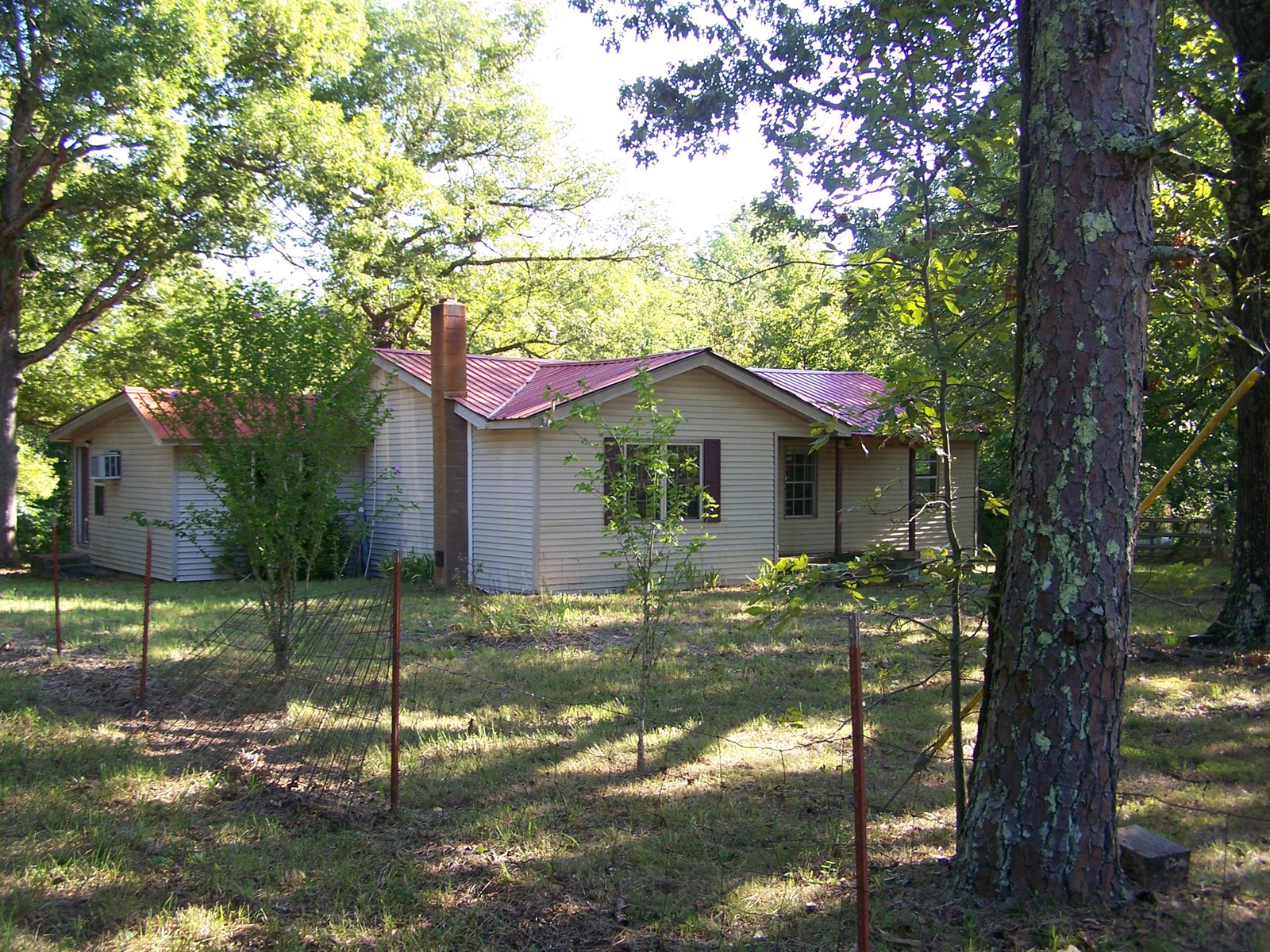 AR Country Home on 1.47 Acres w/Highway Frontage For Sale