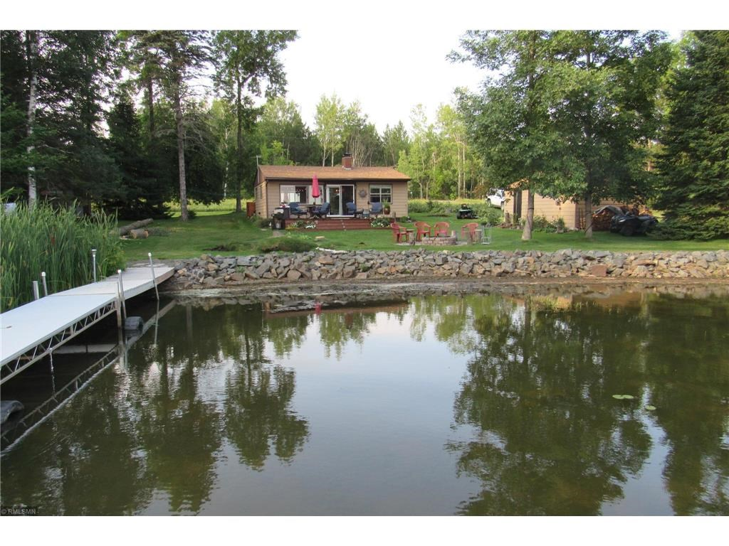 Minnesota Lake Cabin For Sale Up North, Kerrick MN Cabin