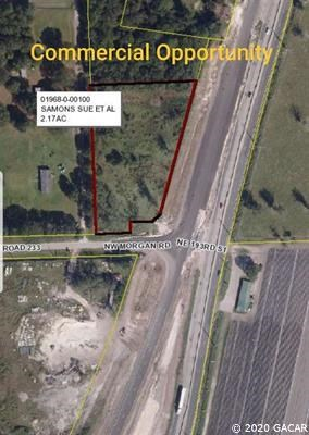 INVESTMENT OPPORTUNITY ALACHUA FLORIDA